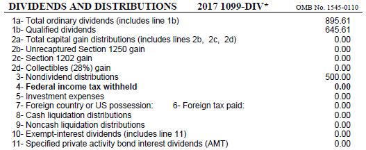 Are liquidating dividends qualified vs ordinary