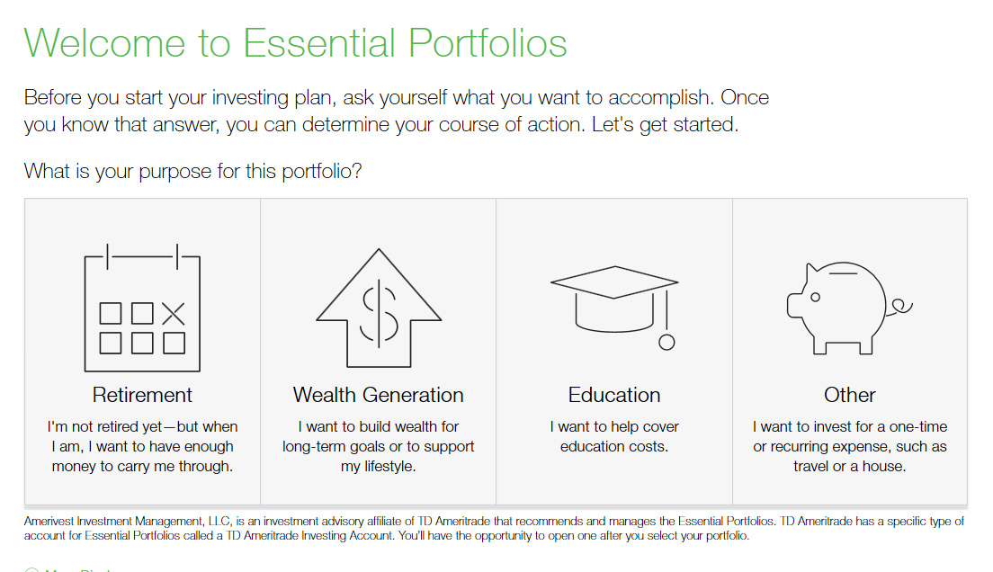 Getting Started with Essential Portfolio