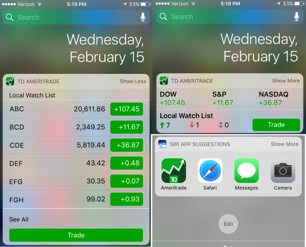 Tax Season And More Made Simpler With The Td Ameritrade Mobile App