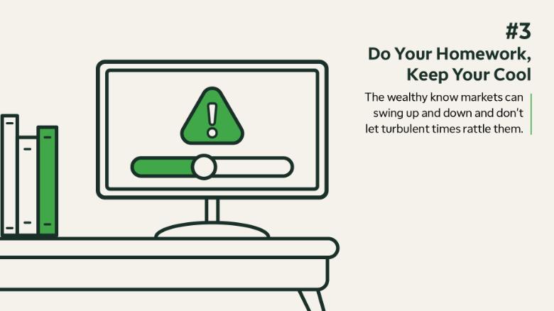 Wealthy habits: Do your homework
