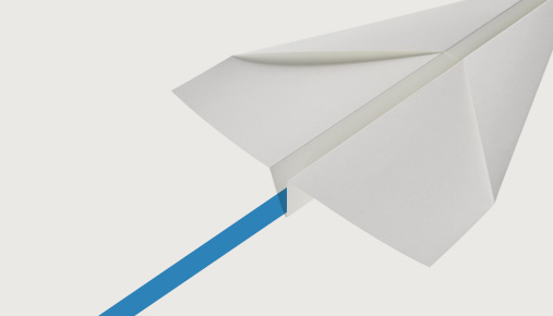 https://tickertapecdn.tdameritrade.com/assets/images/pages/md/Paper airplane: Is the trend in price movement soaring or falling? Draw trendlines to find out.
