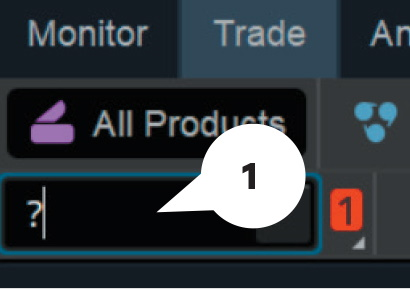 symbol lookup on thinkorswim