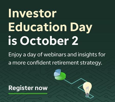 TDAmeritrade Education Day - October 2, 2019
