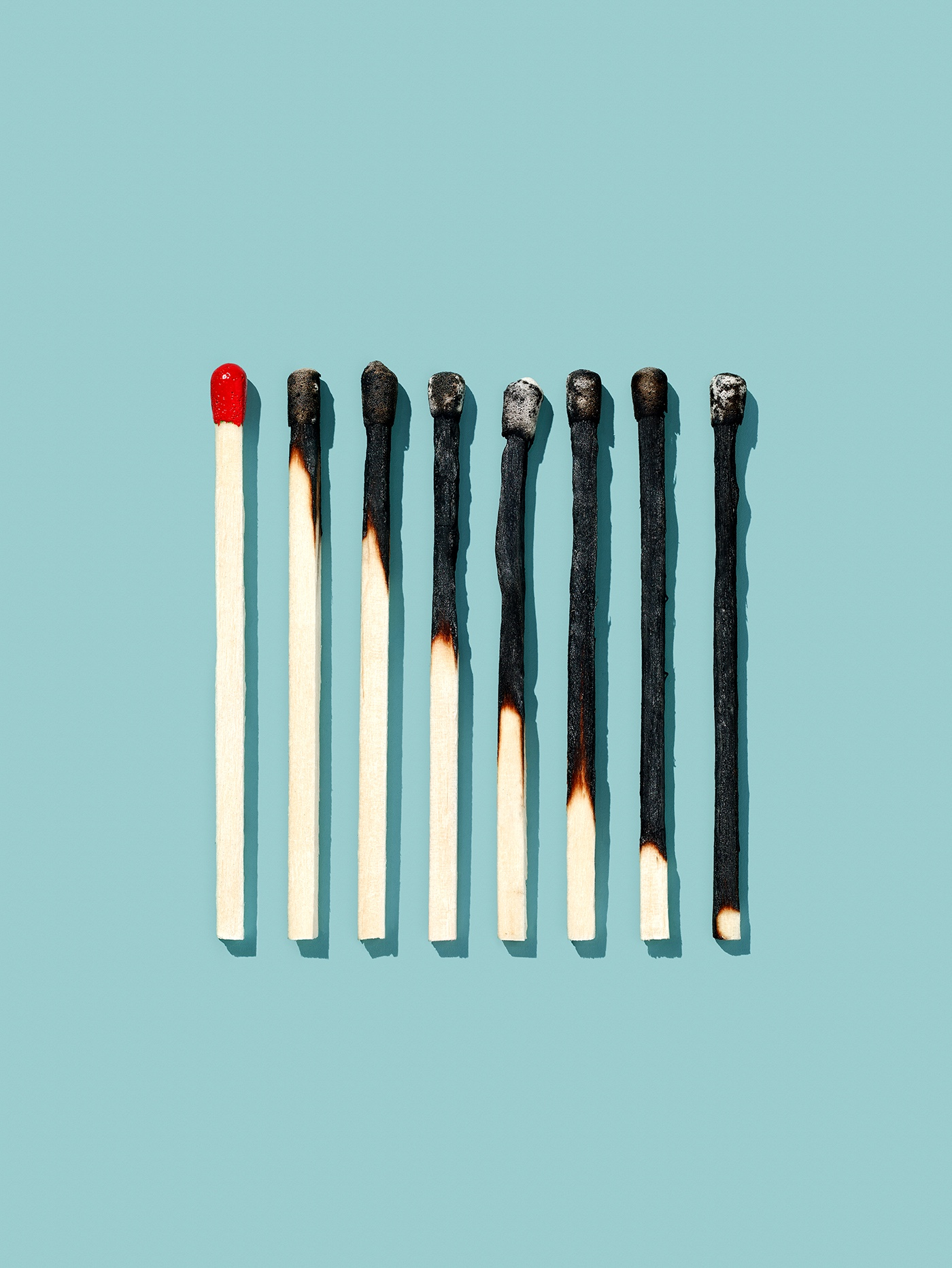 https://tickertapecdn.tdameritrade.com/assets/images/pages/md/Set of match sticks with the first being unused, as you move to the right they are further burned down, black and more withered