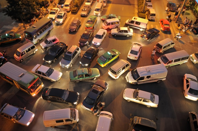 Bumper-to-bumper: gridlocked government, gridlocked markets