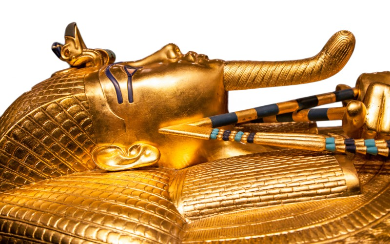 Pharaoh: investing in gold