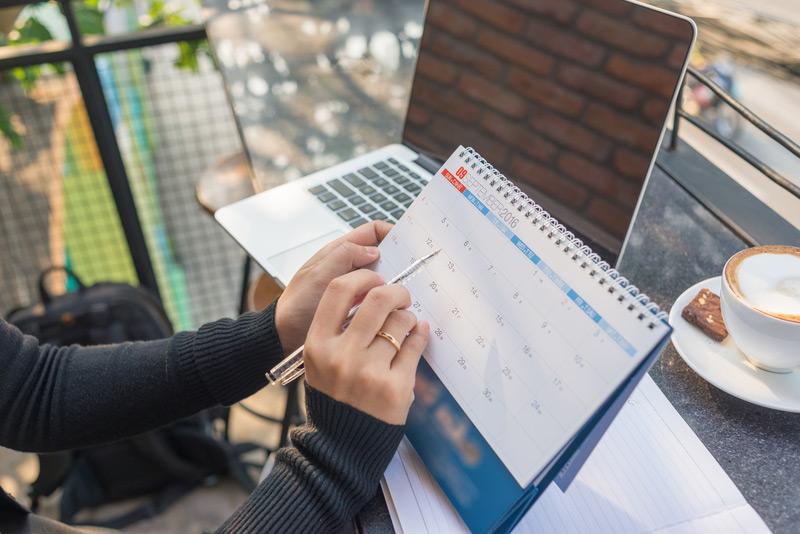 Market Calendar: Follow Earnings, Company Reports, Dividends