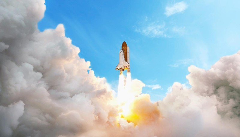 Takeoff: Stocks in the space exploration and space tourism business