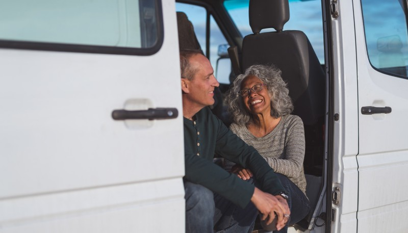 #vanlife for retirees: tips and considerations