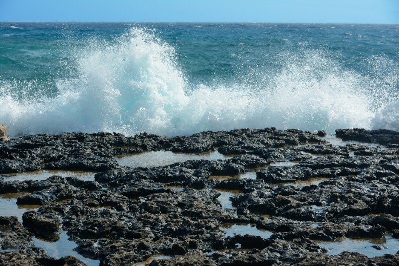 Waves crashing: Inflation can erode cash, but investors may need liquid capital to seize opportunities