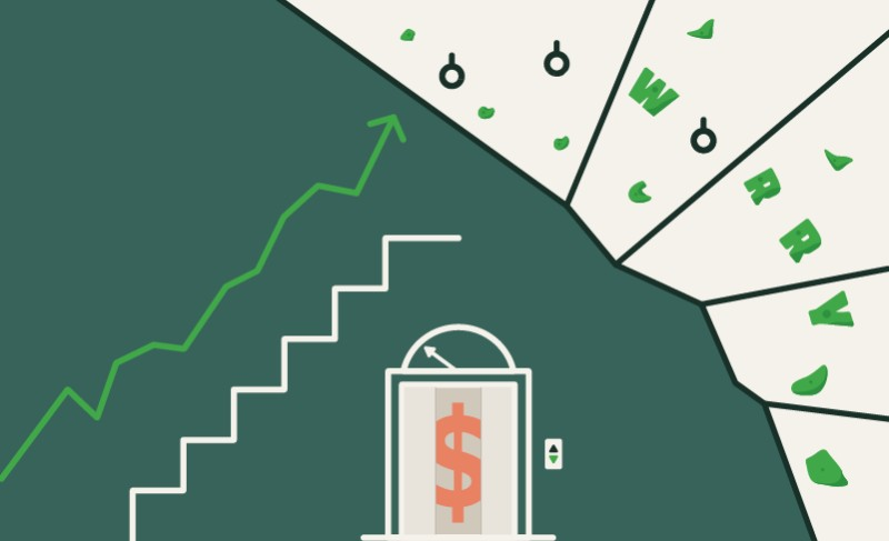 Stairs, elevator: Stock market metaphors & meaning